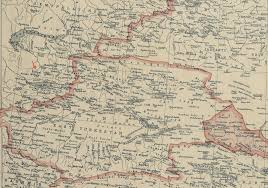Nat Geo Maps File 1912 Vyernyi Detail Of National Geographic Magazine Map Of