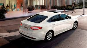 2015 ford mondeo brings new led headlights redesigned steering