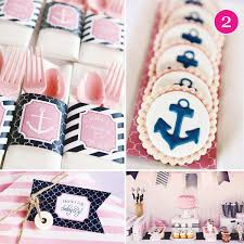 Nautical Party Theme - best 25 nautical birthday girls ideas on pinterest diy nautical