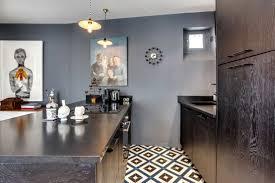 entree en cuisine appartement boheme chic au masculin by cristina velani homify