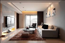 Simple Living Room Home Design Ideas - Living room home design