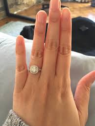 small fingers rings images Engagement ring dilemma jpg