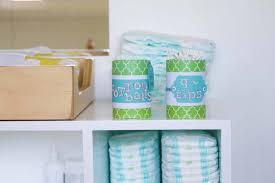 Baby Storage Diy Tote Bag Diy Canvas Storage Bag For Your Baby
