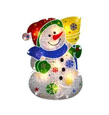 Double Sided Christmas Window Decorations by Christmas Decorations U2013 Tagged