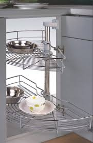 Lazy Susan Organizer For Kitchen Cabinets by Western Export Corp