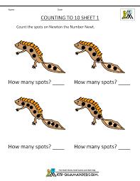 free kindergarten printables
