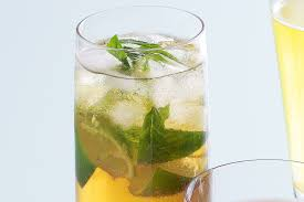 mojito cocktail mix ginger mojito