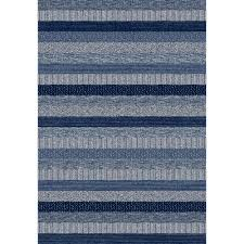 Infinity Area Rugs Dynamic Rugs Infinity Blue 2 Ft X 3 Ft 11 In Indoor Area Rug