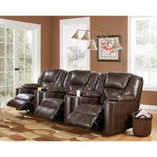 design by ashley paramount durablend brindle 3 piece reclining