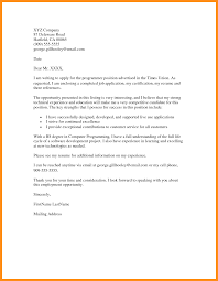 Cover Letter For It Company It Jobs Cover Letter Choice Image Cover Letter Ideas