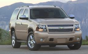 2007 Chevy Tahoe Ltz Interior 2008 Chevrolet Tahoe And Tahoe Hybrid Review Reviews Car And