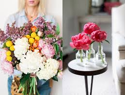 Beautiful Flower Arrangements by How To Create A Beautiful Flower Arrangement At Home Sporteluxe