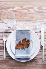 do you give gifts at thanksgiving 15 thanksgiving place cards diy place card ideas for the holidays