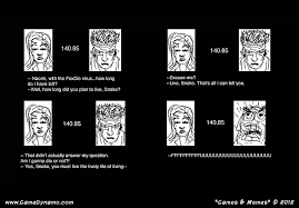 Metal Gear Solid Meme - games memes comics metal gear solid rage a killer virus
