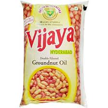 amazon com great bazaar vijaya vijaya cooking groundnut 1l pack amazon in