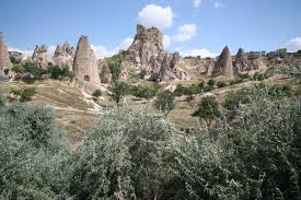 the cave houses of cappadocia