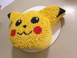 How To Decorate A Birthday Cake At Home Best 25 Pokemon Birthday Cake Ideas On Pinterest Pokemon