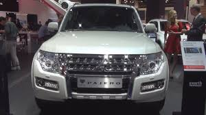 mitsubishi pajero 3 2 di d top at diamond edition 2016 exterior
