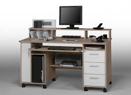bureaux informatique bureau ordinateur imprimante idées décoration intérieure