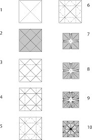 clipart origami decoration