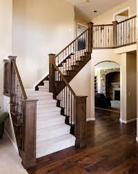 Interior Banister Railings Wooden Stair Railings U2013 Smartonlinewebsites Com