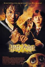 harry potter et la chambre des secret en harry potter and the chamber of secrets poster style a 11 17