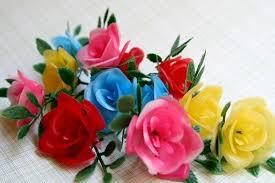 plastic flowers eklektick things i plastic flowers