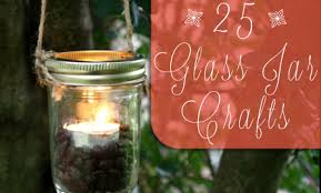 glass jar crafts care2 healthy living