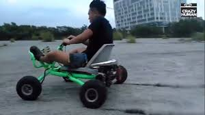 homemade truck go kart home made go kart home built russian go kart youtube