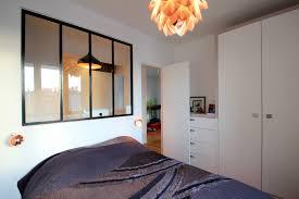 chambre architecte aménagement chambre dans un cube buttes aux cailles