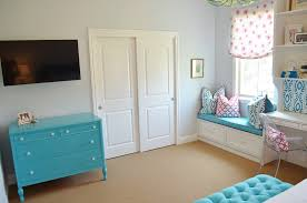 Teenage Bedroom Makeover Ideas - before u0026 after a new bedroom for a new teen heather scott home