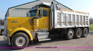 kenworth w900 heavy spec for sale 2000 kenworth w900 dump truck item k6995 sold may 14 co