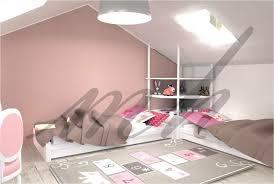 chambre fille sous comble awesome amenagement chambre sous comble images design