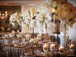 archaic picture of wedding table design and decoration using