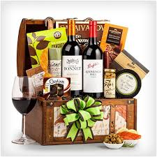 Gift Baskets With Wine 38 Unique Gift Baskets That Don U0027t Dodo Burd
