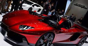 Lamborghini Aventador J Blue - amazing types of lamborghini 5 lamborghini aventador j interior