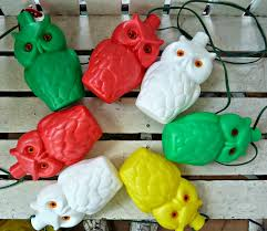 Owl Patio Lights by Old Glory Cottage My Weekend Finds