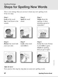 phonics and spelling practice book grade 3 spelling syllable