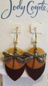jody coyote earrings jody coyote earrings jc0616 dragonfly qn392 01 purple gold