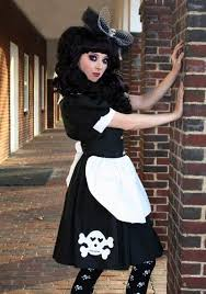 Doll Halloween Costumes 7 Punck Gothic Doll Images Gothic Dolls