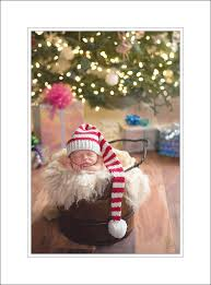 lacey newborn photographer christmas baby seattle newborn