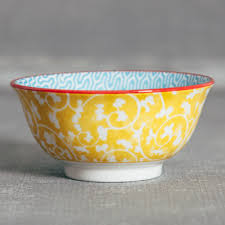 Relish Decor Pippa Pattern Bowl Relish Decor