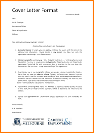 7 work application letter format cfo cover letter