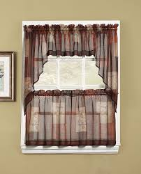 amazon com no 918 eden inspirational theme kitchen curtain tier