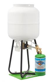 Backyard Grill Refillable Propane Tank Flame King Refillable 1 Lb Propane Cylinder For Performer Summit