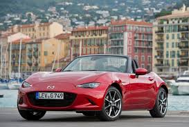 mazda convertible 2015 3 different convertibles for 3 different personality types