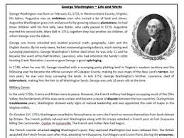 historical figures biographies reading comprehension