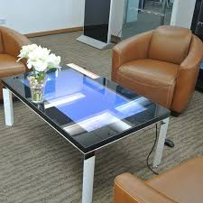 Touch Screen Coffee Table by Game Table With Touch Screen Game Table With Touch Screen
