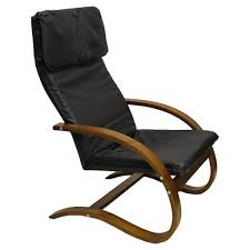 Leather And Wood Chair With Ottoman Design Ideas Chair Design Ideas Cool Comfortable Chairs For Small Spaces