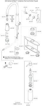american standard kitchen faucet repair parts lovely american standard bathroom faucet repair for order